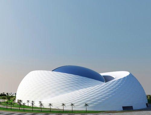 طراحی ورزشگاه