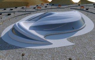 مدلسازی احجام پیچیده در راینو